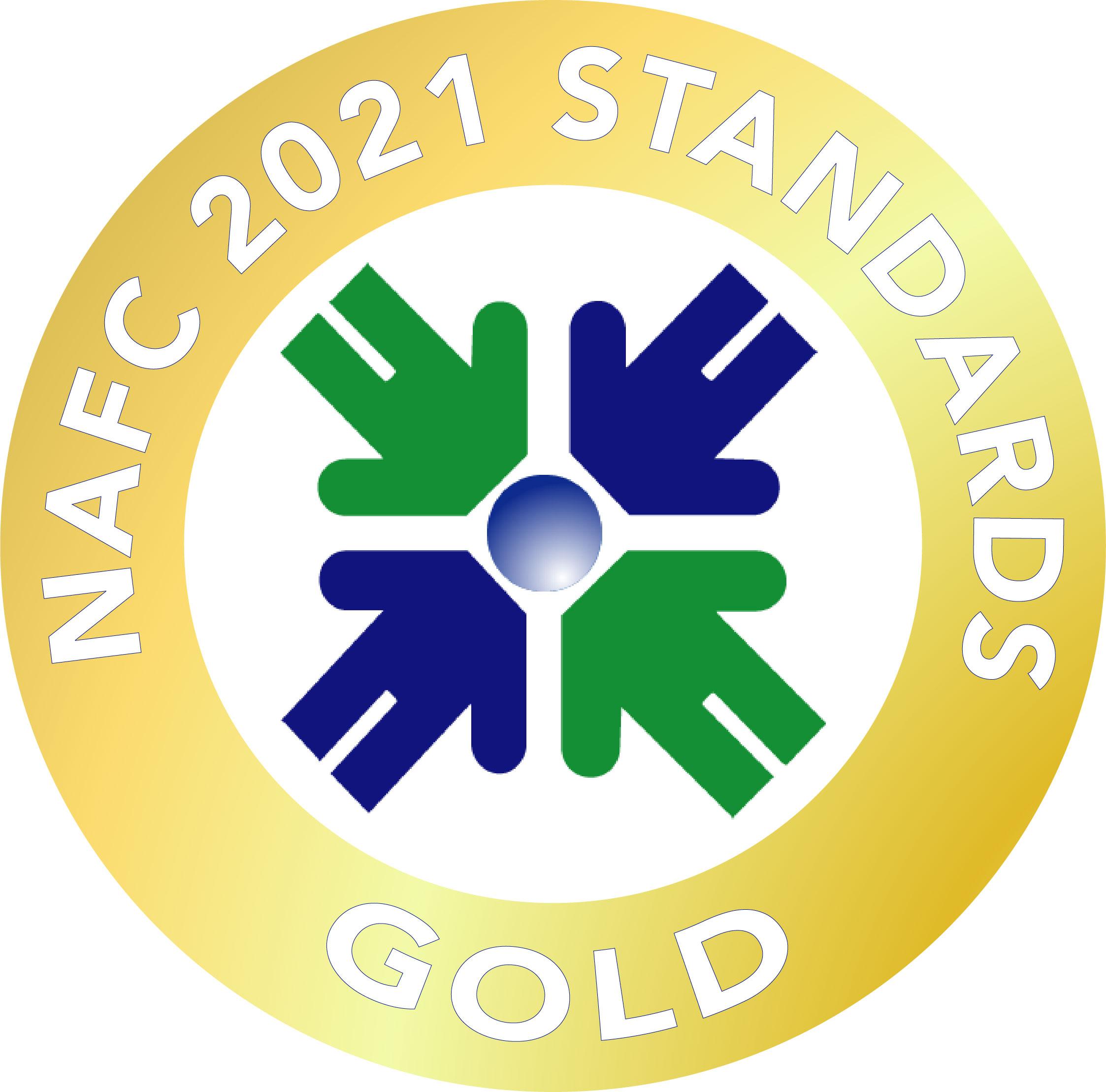 2021 NAFC Standards Gold Seal