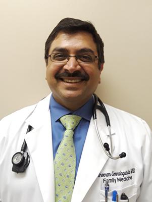 DR GONNALAGADDA