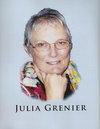 Julia Grenier